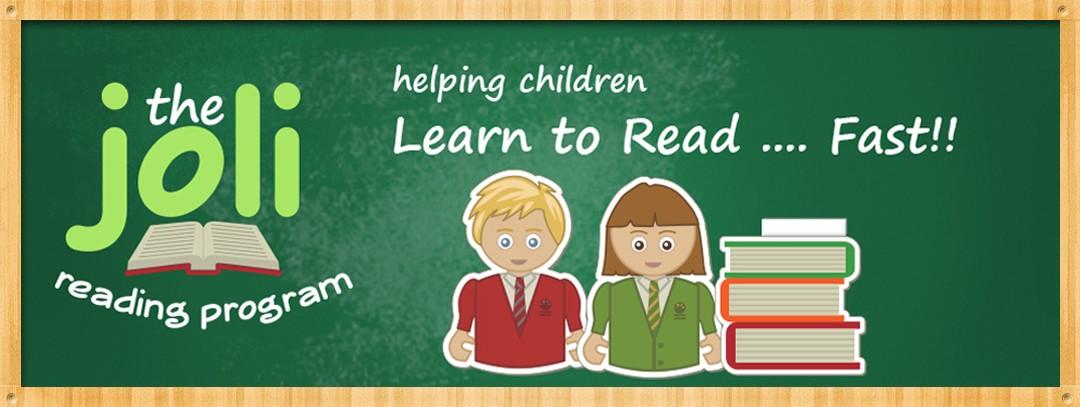 Learn to Read Program Children