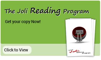 Click to View Joli Reading Program