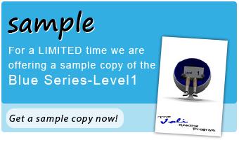 Reading Program - Blue Series