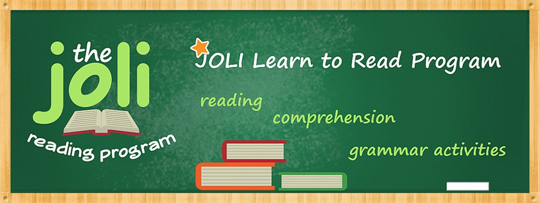 Joli Reading Program for Children