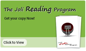 Click to View Joli Reading Program